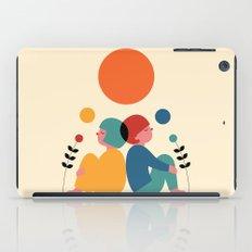 Miss you iPad Case