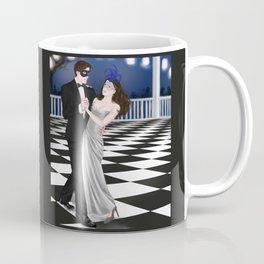 a very expensive dance Coffee Mug