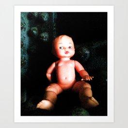 Industrial Childhood Art Print