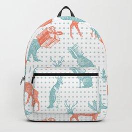 Stranger Xmas Backpack