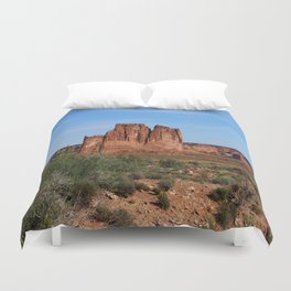 A Beautiful Place Duvet Cover