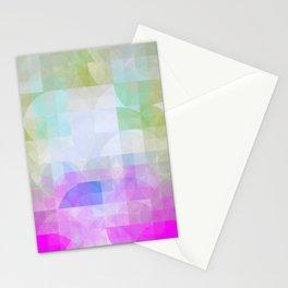 Retro Circles OO Stationery Cards
