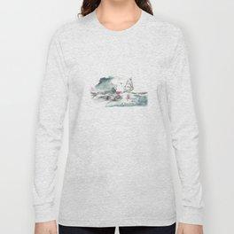 I need the sea Long Sleeve T-shirt