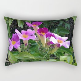 Taking Up the Mantle II Rectangular Pillow