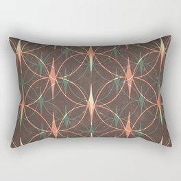 Star Web Rectangular Pillow