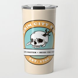 Grim City Kid (Carpe Noctem) Travel Mug