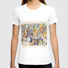 JJ Watt Football Player T-shirt