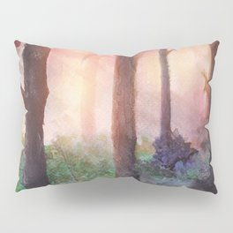 Into The Forest VII Pillow Sham