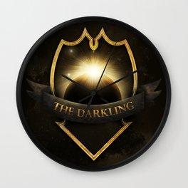 The Darkling Wall Clock