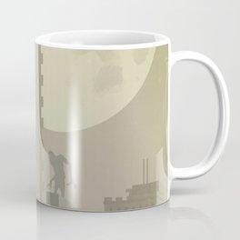 Abandoned city Coffee Mug