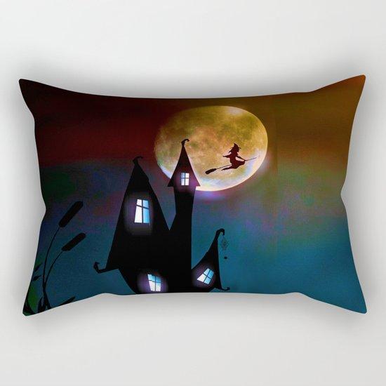 Gotta' Get Away Rectangular Pillow