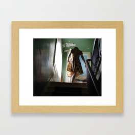 wispers Framed Art Print
