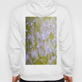 Forget-me-nots On a Windy Day #decor #society6 Hoody
