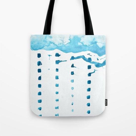raincloud Tote Bag