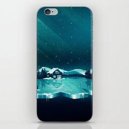 Frozen Magic iPhone Skin