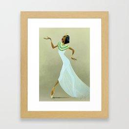 Cleopatra Framed Art Print