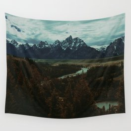 Snake River Wall Tapestry