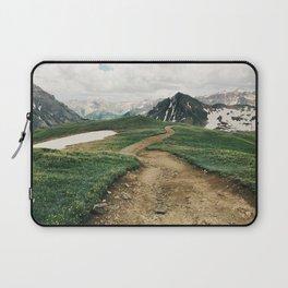 Colorado Mountain Road Laptop Sleeve