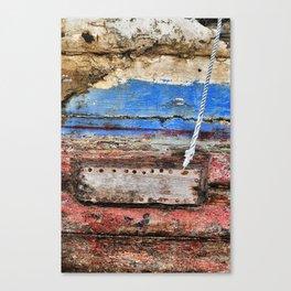 A life at sea#2 Canvas Print