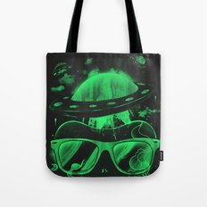 Hipster Invasion Tote Bag