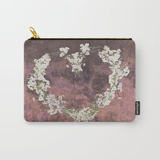 Love every day - dark version Carry-All Pouch