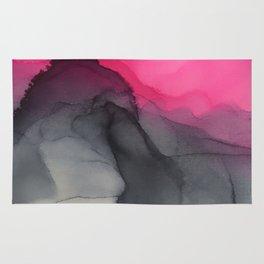 Purple Mountains majesty Rug