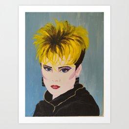 The Eighties Art Print