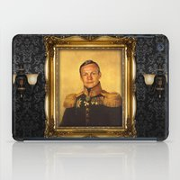 neil gaiman iPad Cases featuring Neil Armstrong - replaceface by replaceface