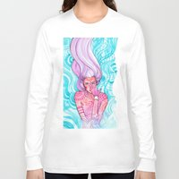 luna lovegood Long Sleeve T-shirts featuring Luna by Verismaya