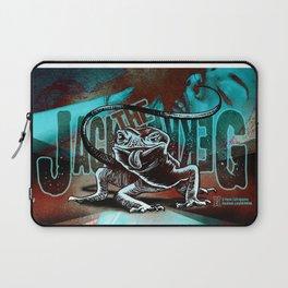 JACK THE GEKKO - 2 Laptop Sleeve