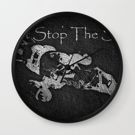 Can't Stop the Signal Wall Clock