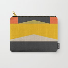 Stackables, Abstract Art Geometric Shapes Carry-All Pouch