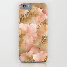 Gold in the clouds Slim Case iPhone 6s