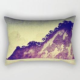 Thick Skin - Towering Over Hitai Rectangular Pillow