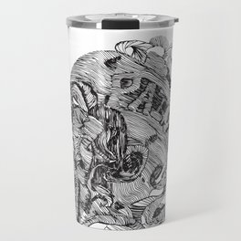 Line of Pain Travel Mug