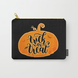 Trick or Treat? Carry-All Pouch