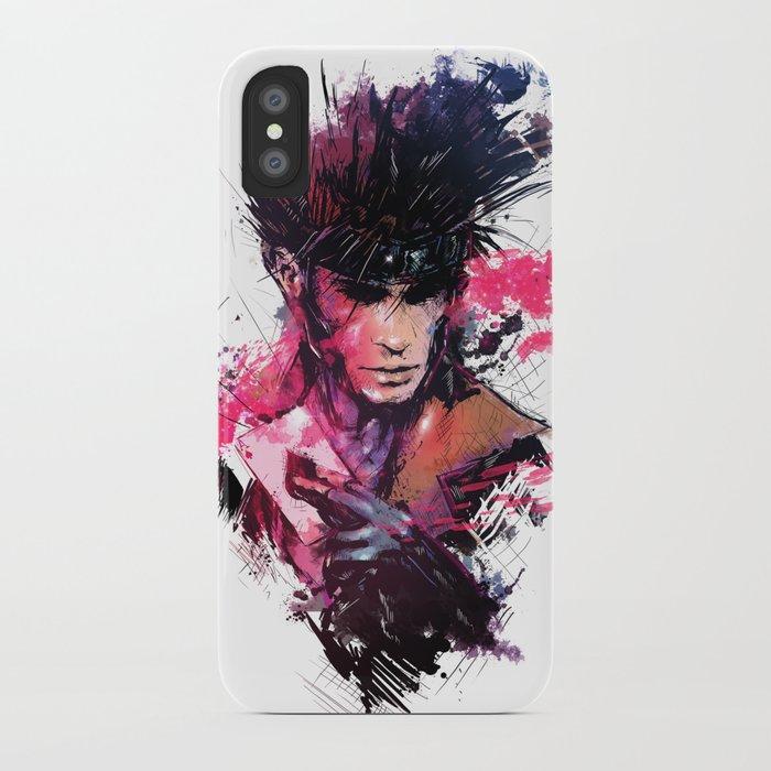 Gambit iPhone Case