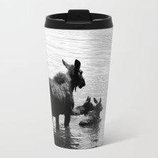 A Protective Mom Metal Travel Mug