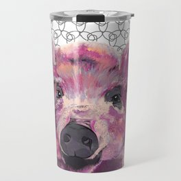 Precious Pig Travel Mug