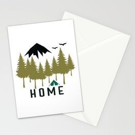 Wilderness Home Stationery Cards
