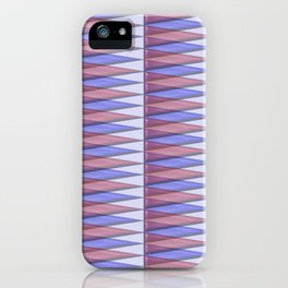 Geometrix 111 iPhone Case