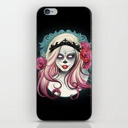 ¡Dia de los Muertos! iPhone Skin