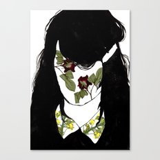Botanical dreams Canvas Print