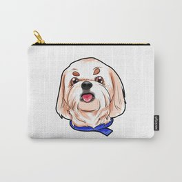 Shih Tzu Dog Puppy Doggie Carry-All Pouch