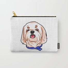 Shih Tzu Dog Puppy Doggie Carry-All Pouch