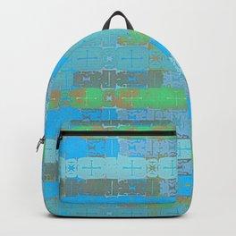 Graffiti Pastiche (4) Backpack