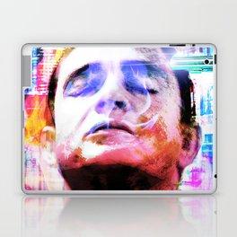 "Johnny Cash ""Hurt"" Laptop & iPad Skin"