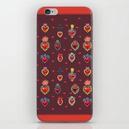 My Heart's Desire iPhone Skin