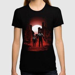 Quarantine: Joel and Ellie T-shirt