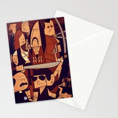 Machete Stationery Cards
